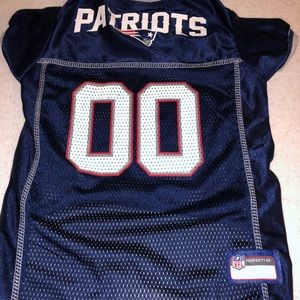 First pets patriot jersey